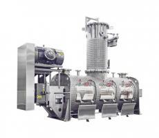 Figure 1: B&P Littleford FKM 3000 D plow mixer