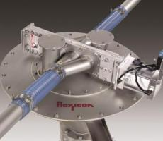 Flexicon introduces a new weigh hopper with a fill/pass valve.