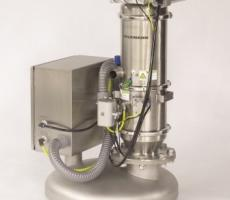 Volkmann's ATEX-approved INEX vacuum conveying system