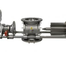 HDMF heavy-duty modular fast clean rotary valve