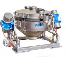 Virto CS 065 multi-frequency sieve