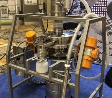 Elcan Industries hi-sifter powder reclaiming system