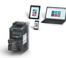 Siemens launches its Sinamics V20 Smart Access web server module.
