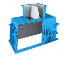 Bolted and welded plate steel design makes the double row chain mill rugged and accessible.