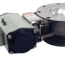 Roto-Disc II spherical valve