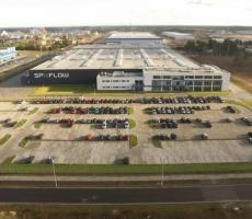 The new SPX FLOW facility in central Europe