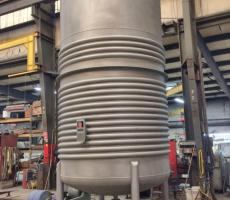 Ross Engineering's ASME tanks are custom built.