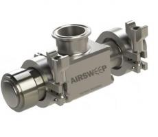 Control Concepts USA USDA-accepted Airsweep pneumatic nozzle