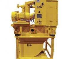 The Hi-Vac 400 Series is an example of an industrial vacuum system with an excellent air-to-cloth ratio.