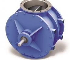 The ACS AN-X Series dust collector valve for airlock applications