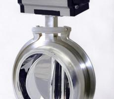 Oscillating rotary valve