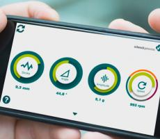 Schenck Process has launched the vibe2know app.