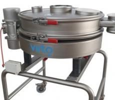 VP1 is the latest addition to Virto's C-Line family of vibrating sieves.