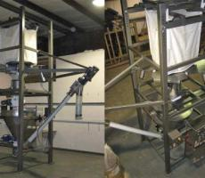 Sterling offers a full line of bulk bag unloading and weighing systems.