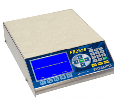 Fairbanks Scales' FB2558 weighing instrument