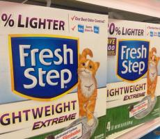 The Clorox Company plans to open a new manufacturing plant for its brands of cat litter, including Fresh Step. Image courtesy of Flickr user jeepersmedia