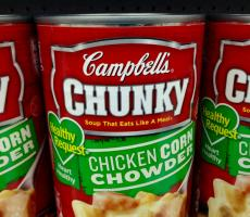 A man was fatally injured in a forklift-related accident at the Campbell Soup Company plant in Maxton, NC. Image courtesy of Flickr user jeepersmedia