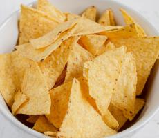 Tortilla chip waste spontaneously exploded at an Austin, TX factory twice in one week. Image courtesy of Flickr user Marco Verch