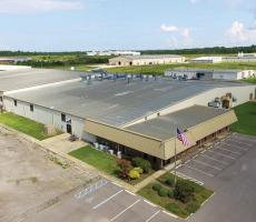 The location of the new Rice Lake Weighing Systems plant in Jasper, AL. Image courtesy of Rice Lake Weighing Systems