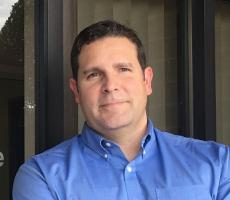 Andy Britt, vice president of capital sales, Bühler Aeroglide