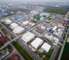 A BASF joint venture opened a new plant in Shanghai. Image courtesy of BASF