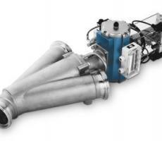 Coperion's CIP design WYK diverter valve