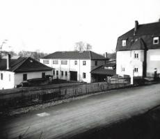 Kaeser's first location in Coburg was established in 1919. Image courtesy of Kaeser