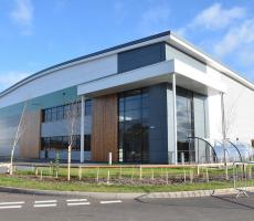 The new Siemens 3D printing factory in the UK. Image courtesy of Siemens UK