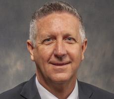 Daniel Leighty, global vice president of sales, Key Technology