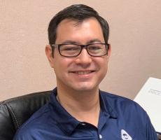 Alejandro Cardenas, regional sales manager, Kice Industries
