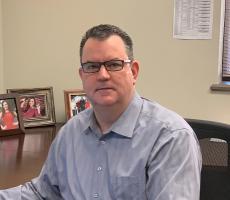 Marshall Bird, vice president of sales, Kice Industries