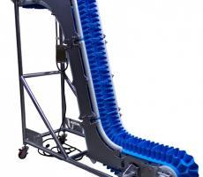 The KleanTrak sanitary belt conveyor by UniTrak. Image courtesy of UniTrak Corporation Limited