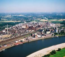 The LANXESS plant in Krefeld-Uerdingen, Germany. Image courtesy of LANXESS