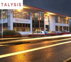The Metalysis Materials Production Centre in Wath upon Dearne, UK. Image courtesy of Metalysis