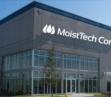 MoistTech Corp. expanded corporate headquarters