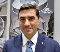 Dr. Pietro de Michieli, new PEMA chairman of the Equipment Design and Infrastructure Committee