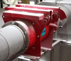 REMBE Inc. introduces the Q-Flap NX inlet explosion isolation valve. Image courtesy of REMBE