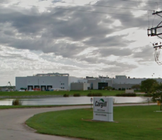 A view of the Cargill plant in Columbus, NE. Image courtesy Google Maps