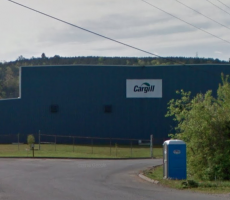 A Cargill steel processing plant in Loudon, TN, pictured here, will come under the ownership of Metal One under the terms of the sale. Image courtesy of Google Maps