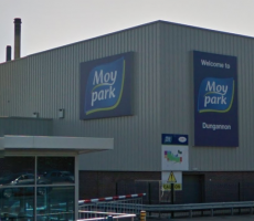 A Moy Park plant in Northern Ireland. Image courtesy of Google Maps