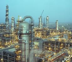 A Saudi Aramco facility. Image courtesy of Saudi Aramco