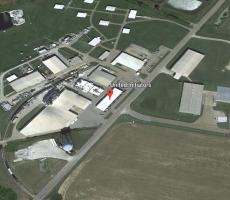 United Initiators in Helena-West Helena, AR. Image courtesy of Google Earth