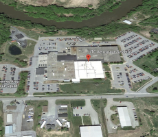 UTC Aerospace Systems in Vergennes, VT. Image courtesy of Google Earth