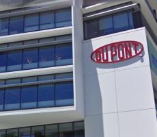 The DuPont logo on a building in Botany, Australia. Image courtesy of Google Maps