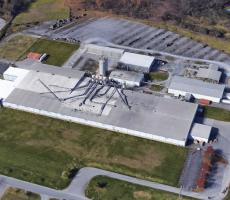 The Q.E.P. Co. Inc. plant in Jackson City, TN. Image courtesy of Google Earth