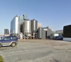 Mason's Animal Feeds in Portadown, Northern Ireland. Image courtesy of Google Maps