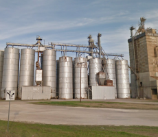 The Jupe Feeds Inc. feed milling facility in Temple, TX. Image courtesy of Google Maps