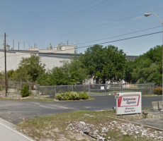 The National Gypsum plant in Wilmington, NC. Image courtesy of Google Maps