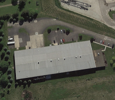 The Aurora, OH site where Philpott Solutions Group will house all of its production assets. Image courtesy of Google Earth