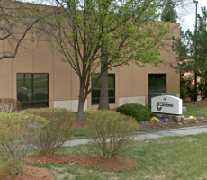 A sign outside of the Cambrex facility in High Point, NC. Image courtesy of Google Maps